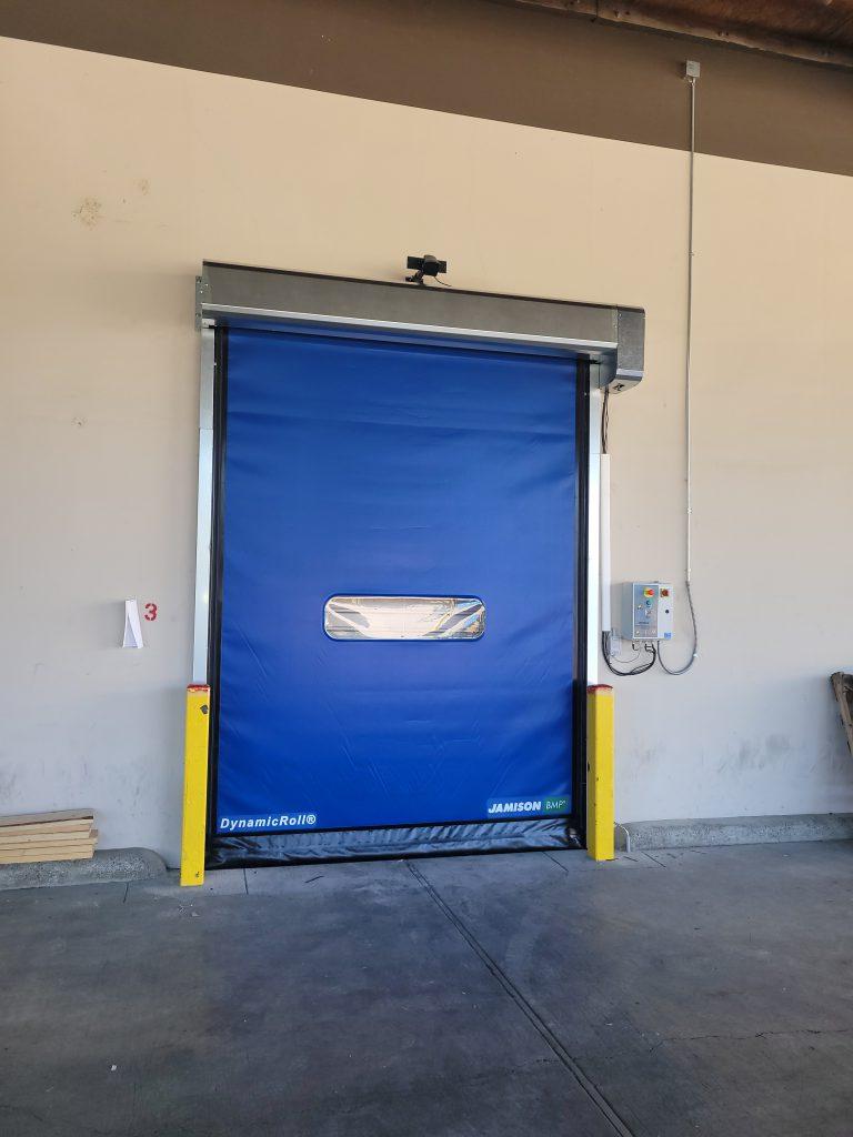 Hi Speed Door